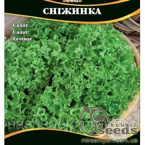Снежинка салат 3 гр. Мир семян