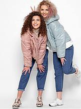 Женская демисезонная куртка  LS-8889