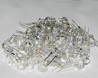 Упаковка светодиодов led 8 мм 500 штук
