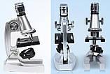 Микроскоп монокулярный металлический yegren №1056, фото 8