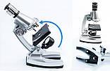 Микроскоп монокулярный металлический yegren №1056, фото 9
