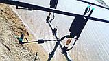 Набор 5 сигнализаторов поклевки с пейджером Carp Fishing №1142, фото 5