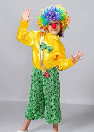 Карнавальный костюм клоуна, фото 2