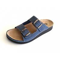 Шльопанці чоловічі Mubb (3401) Синій