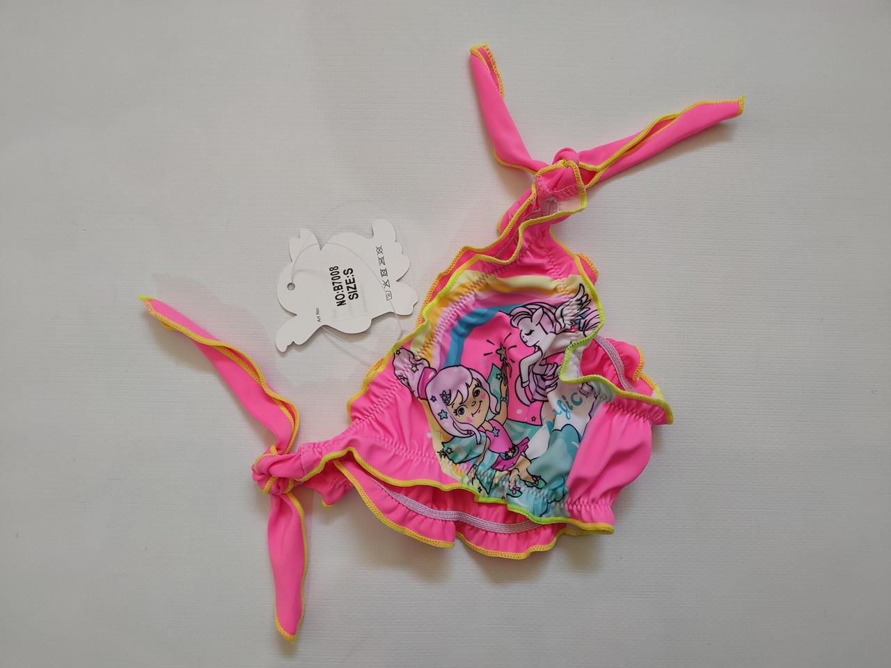 Плавки FUBA для девочек 7008 -11 Малятка  (В НАЛИЧИИ ТОЛЬКО   28 30 размеры)