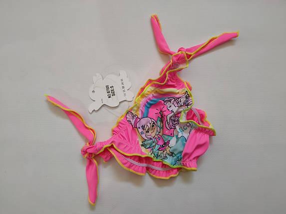 Плавки FUBA для девочек 7008 -11 Малятка  (В НАЛИЧИИ ТОЛЬКО   28 30 размеры), фото 2
