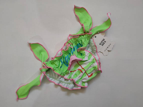 Плавки FUBA для девочек 7008 -14 Малятка  (В НАЛИЧИИ ТОЛЬКО  26 28 30 размеры), фото 2