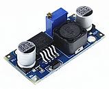 Понижуючий імпульсний стабілізатор напруги LM2596 регульований, фото 2