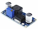 Понижуючий імпульсний стабілізатор напруги LM2596 регульований, фото 4