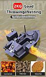 Кораблик для прикормки Tccicadas с Gps №1225, фото 8