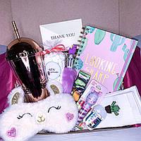 Подарочный бокс Wow Boxes «Llama Box #8»