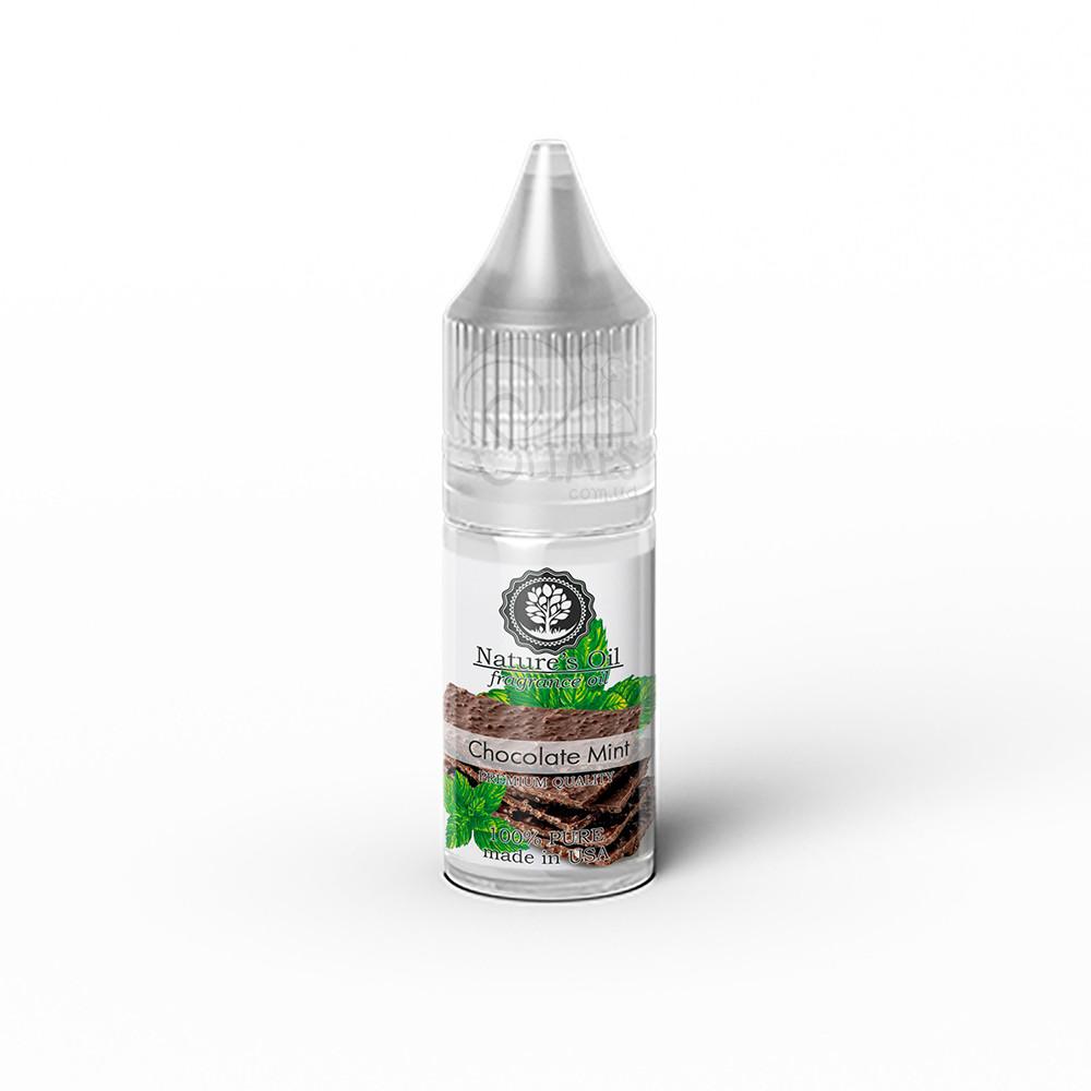 Ароматизатор Nature's Oil Chocolate Mint (Шоколадная мята)