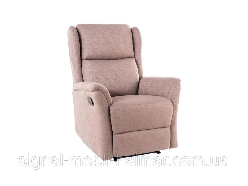 Кресло раскладное ZEUS коричневый (Signal)