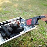 Вентилятор (турбінка) для барбекю з ручкою Aihogard, фото 2
