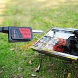 Вентилятор (турбінка) для барбекю з ручкою Aihogard, фото 3