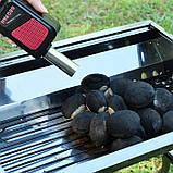Вентилятор (турбінка) для барбекю з ручкою Aihogard, фото 6