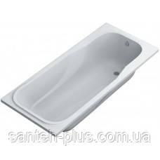 Акриловая прямая ванна Грейс 150х70