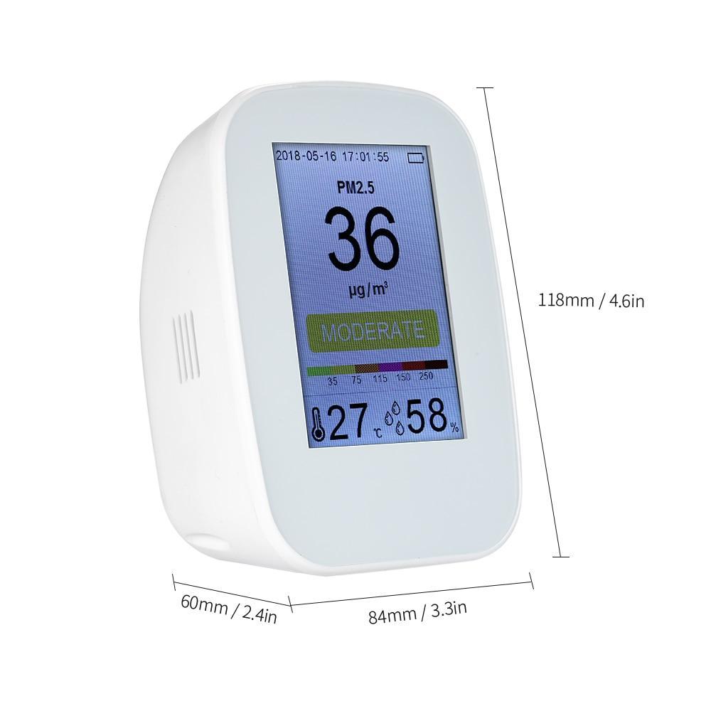 Детектор якості повітря Kkmoon
