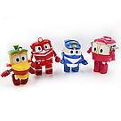 Игровой набор Роботы Поезда (Кей Альф Дак Селли) - Игрушки Robot Trains Transforming , фото 2