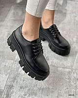 Шкіряні туфлі 36 розмір, фото 1
