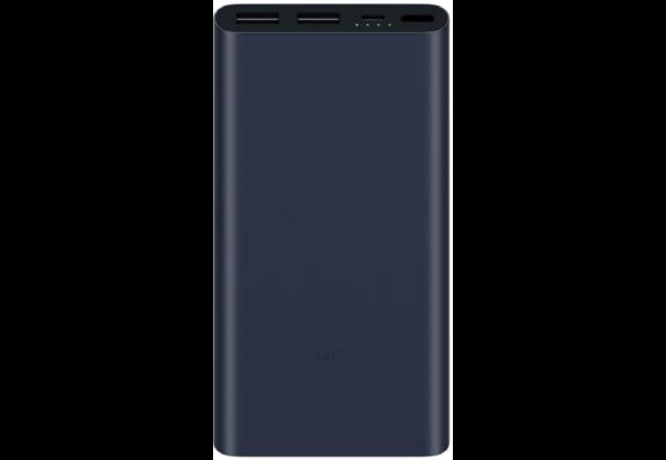Power bank Xiaomi Mi 2S 10000 mAh Black