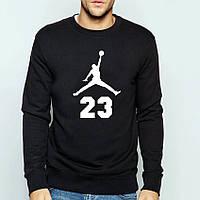 Черный свитшот Nike Jordan 3