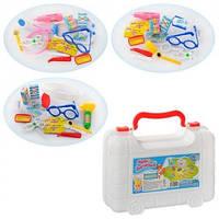 Детский набор доктора в чемоданчике, M0464ABC U/R