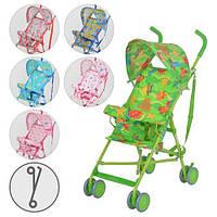 Детская коляска-трость M1702 Bambi (6 цветов)