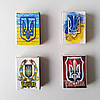 Сірники на магніті , комплект , украЇнські сюжети .