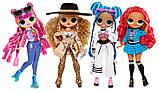 Кукла LOL OMG Chillax ЛОЛ ОМГ Леди-Релакс чиллакс серии 3 L.O.L. Surprise! S3 O.M.G Оригинал 570165, фото 5