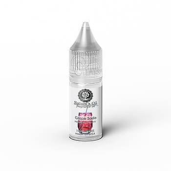 Ароматизатор Nature's Oil Grape Soda (Виноградная сода)