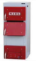 Твёрдотопливный котёл с водоохлаждаемыми колосниками Маяк АОТ-14 STANDARD PLUS 6mm