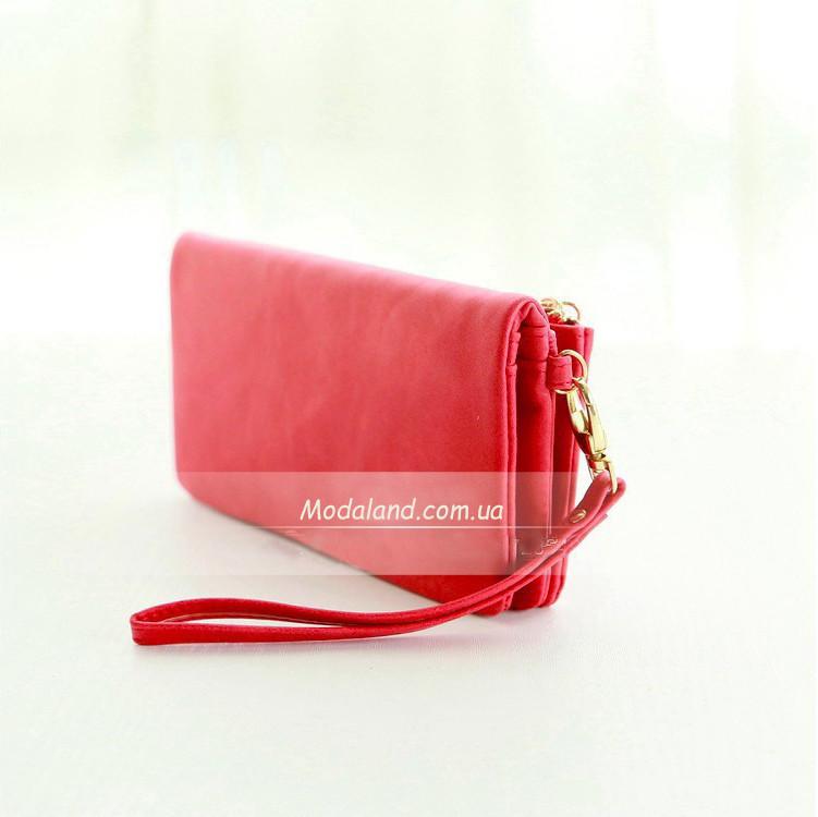 Женский клатч-кошелек. Модель 04037