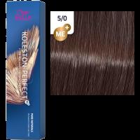 Фарба для волосся Wella Koleston Perfect ME+ 5/0 Світло-коричневий натуральний