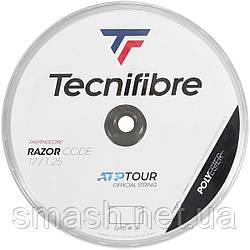 Струны для Тенниса Tecnifibre Razor Code 200m Белые