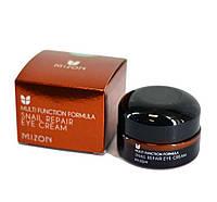 Улиточный крем для век Mizon Snail Repair Eye Cream, 25 мл
