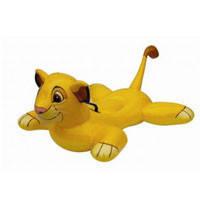 """Детский надувной плотик """"Король Лев"""" Intex 58520"""