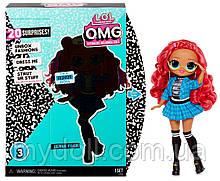 Лялька LOL OMG Class Prez - ЛОЛ ОМГ Відмінниця серії 3 L. O. L. Surprise! S3 O. M. G 567202