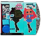 Лялька LOL OMG Class Prez - ЛОЛ ОМГ Відмінниця серії 3 L. O. L. Surprise! S3 O. M. G 567202, фото 6