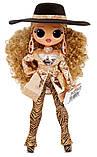 Кукла LOL OMG Da Boss - ЛОЛ ОМГ Леди-Босс серии 3 L.O.L. Surprise! S3 O.M.G 567219, фото 2