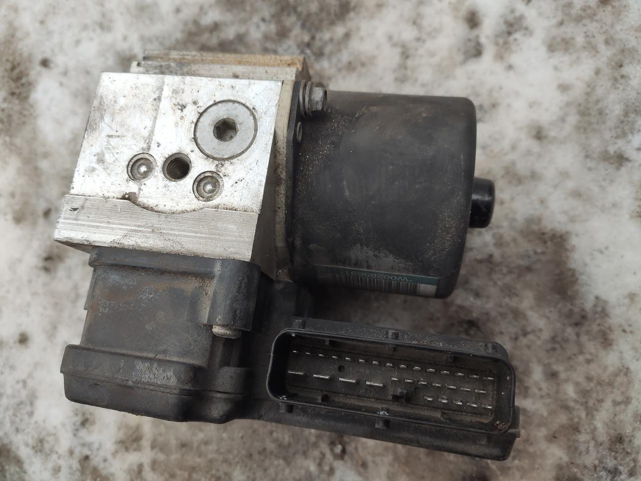 Блок abs абс Opel vectra b вектра б 13091801