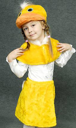 Карнавальный костюм уточки для девочек, фото 2
