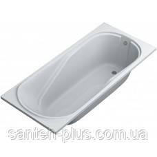 Акриловая прямая ванна Моника 170х75