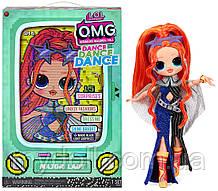 Кукла ЛОЛ ОМГ Леди-Крутышка Оригинал LOL OMG Dance Major Lady series L.O.L. Surprise! O.M.G. Серии Дэнс 117889
