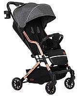 Прогулочная коляска легкая Carrello Smart CRL-5504 New, City Grey