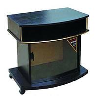 Тумба ТВ под телевизор РТВ-мебель Консул (РТВ-01) ШхГхВ - 630х440х650 мм