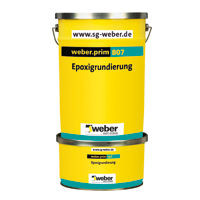 Weber.prim 807 N7/Eurolan FK 28 (емкость - 1 кг)