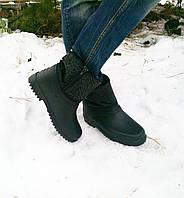 Женские полусапожки ботинки пена дутики утепленные 36 -41 р-р, фото 1