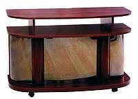 Тумба ТВ под телевизор РТВ-мебель Монте-Карло (РТВ-25) ШхГхВ - 1000х450х650 мм