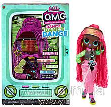 Лялька ЛОЛ ОМГ серії Денс Виртуаль LOL OMG Dance Virtuelle 117865 L. O. L. Surprise! series O. M. G.